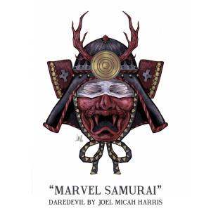 Samurai Daredevil